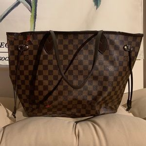 ♡ AUTHENTIC LOUIS VUITTON NEVERFULL MM ♡